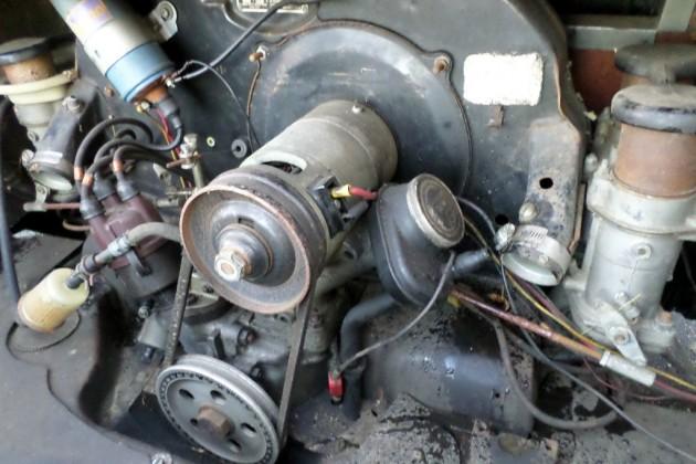 1971 Shala Vette Engine