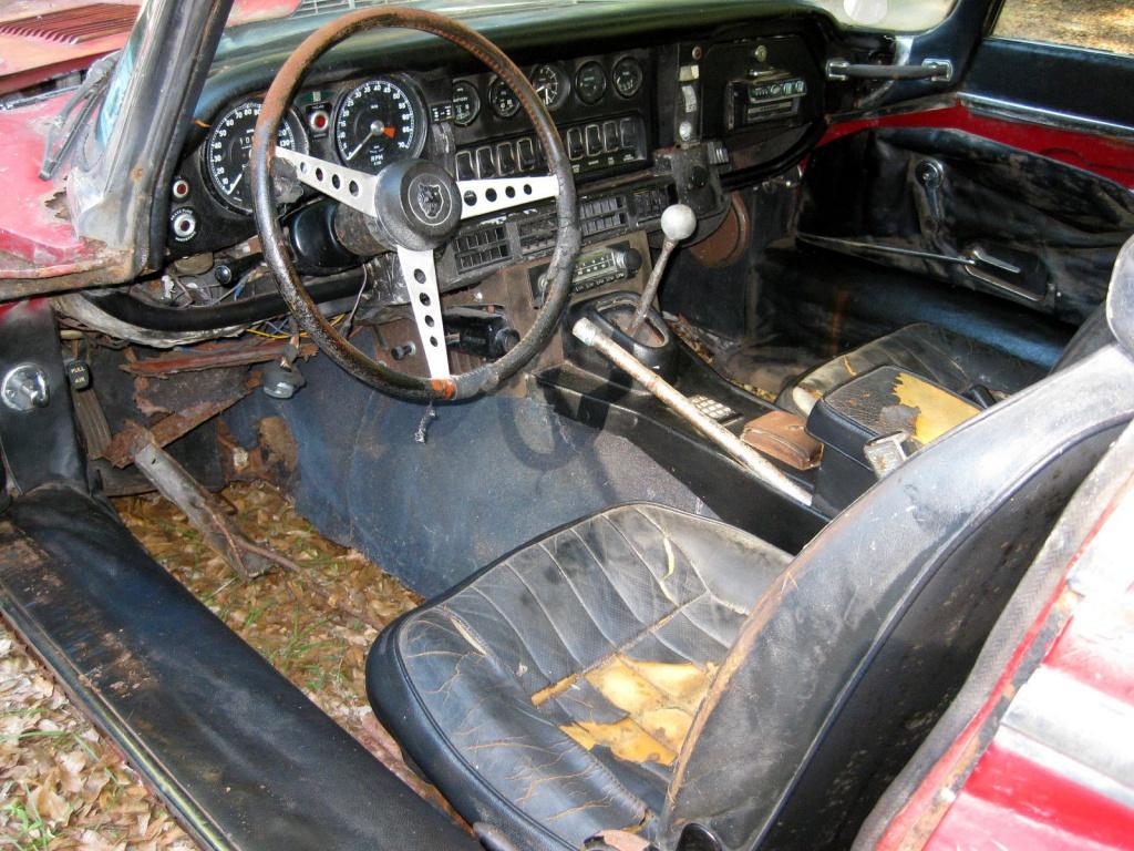 Rust Cat 1972 Jaguar E Type 2 2