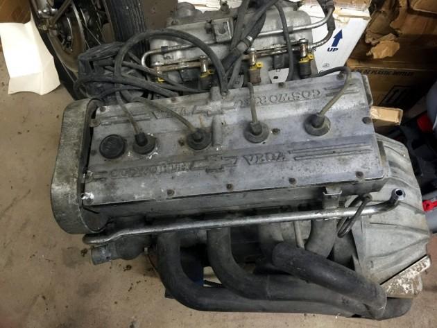 1976 Cosworth Engine