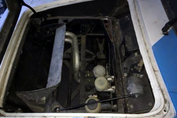 1977 BMW M1 Barn Find