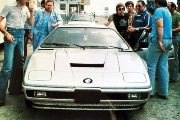 1977 BMW M1 E26 When New