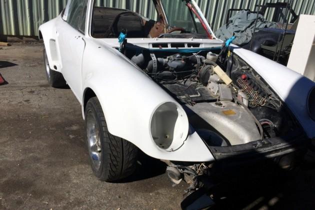 1980 Porsche 911 Targe Project