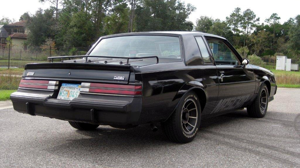 NASCAR Special 1984 Buick Grand National
