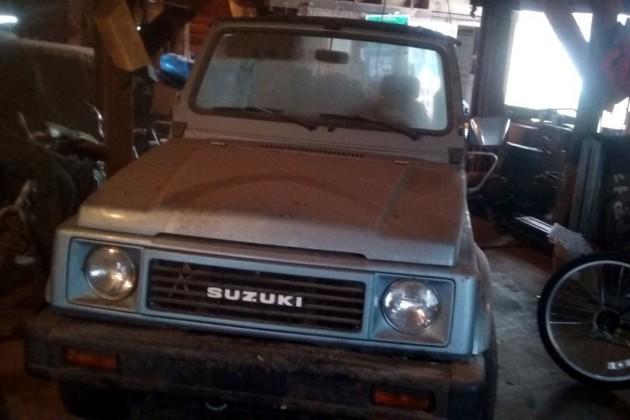 1988 Suzuki Samuri
