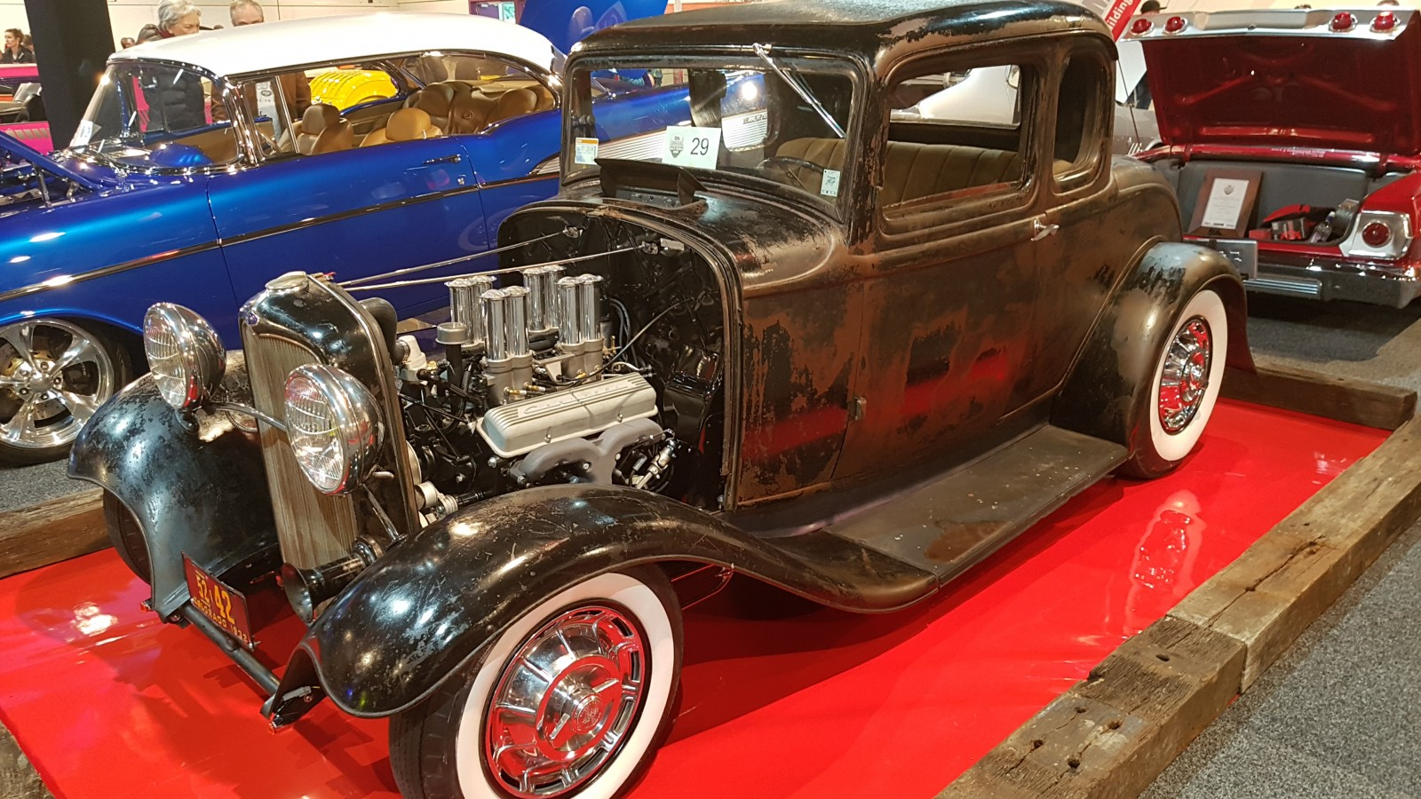 Hot Rod Potential: 1932 Ford 5-Window Coupe