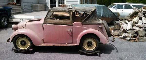 '37 Fiat