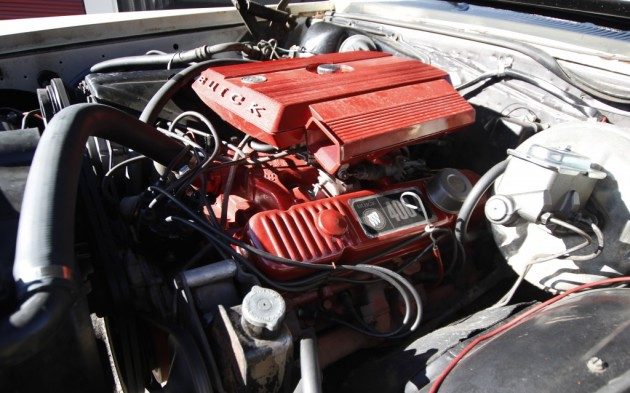 400 Cubic Inches