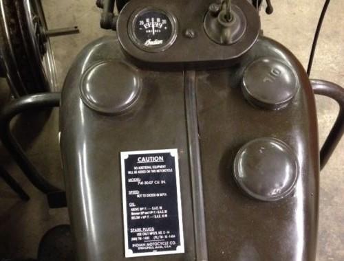 '41 Indian tank