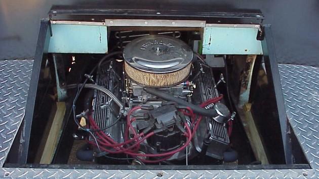 '46 Chevy COE engine