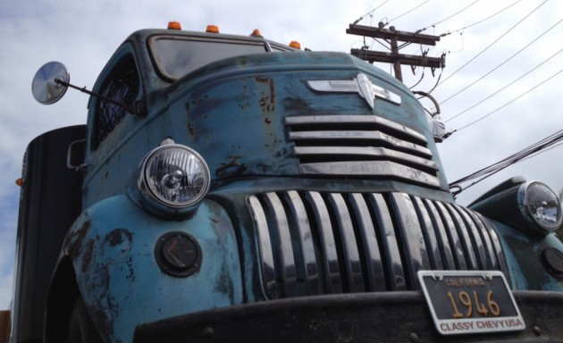 One Cool Truck: 1946 Chevrolet COE