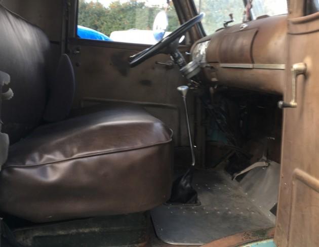 one cool truck 1946 chevrolet coe. Black Bedroom Furniture Sets. Home Design Ideas