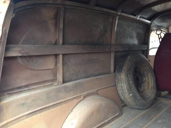 '46 Chevy Panel inside left
