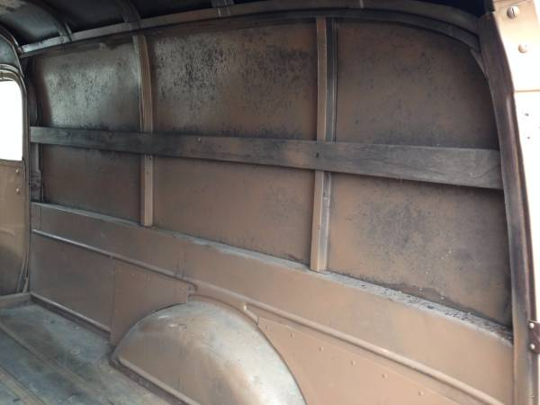 '46 Chevy Panel inside right