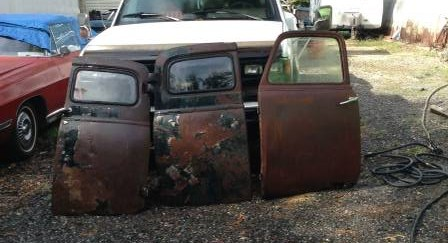 '49 Chevy panel doors