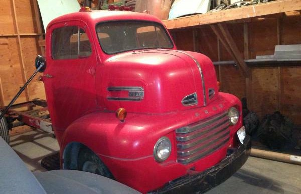'50 Ford COE