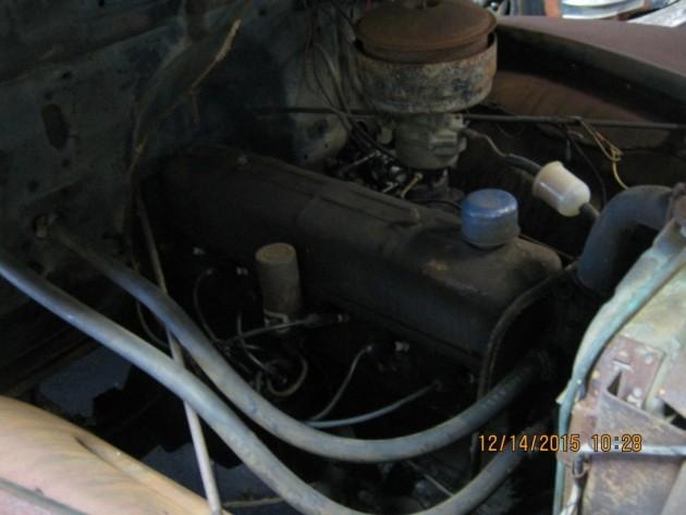 '53 3100 engine