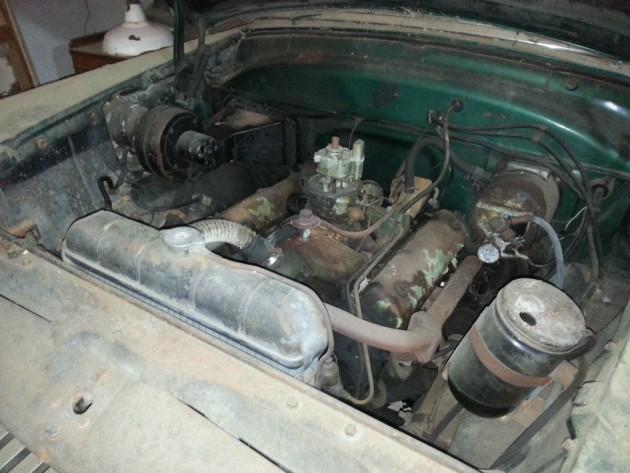 '54 Sun Valley engine
