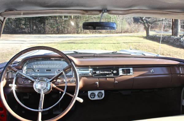 '59 Ford wagon dash