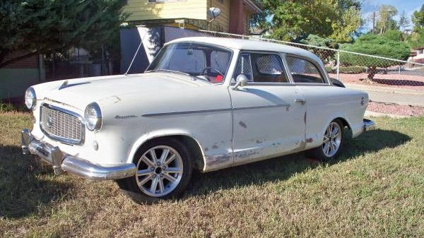 Sweet Little Ride 1959 Rambler American