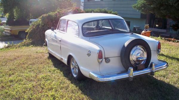 '59 Rambler American rear left