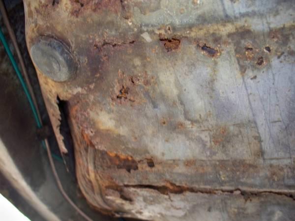 '59 Rambler American rust