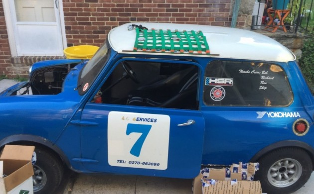 '62 Mini race left side