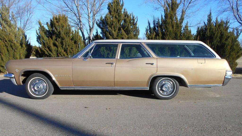 Awake Deep Sleep 1965 Chevrolet Impala Wagon