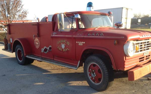'66 Dodge FT right side