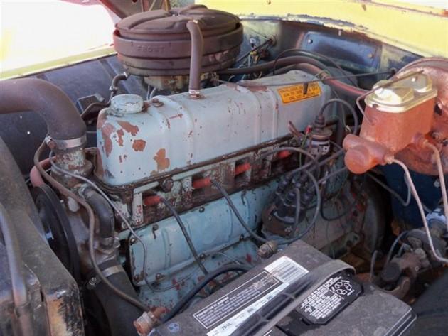 '67 HI am. engine