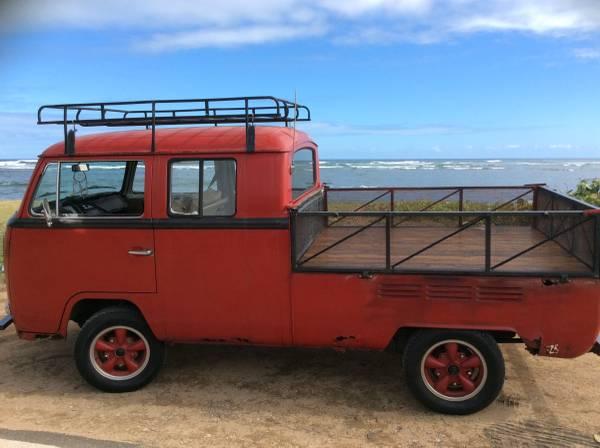 '69 VW double left side