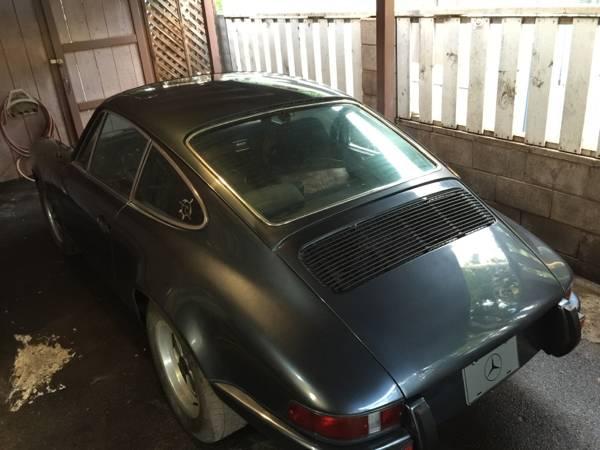 '71 911T rear left