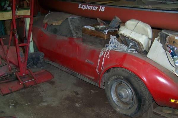 '74 Corvette