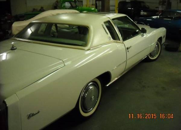 '75 Cadi rear right