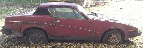 '76 TR7