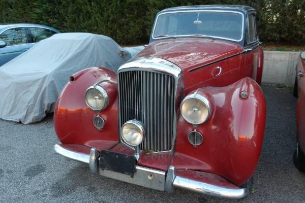 Bentley r type for sale