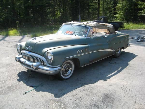 Super Buick: 1953 Buick Super Convertible
