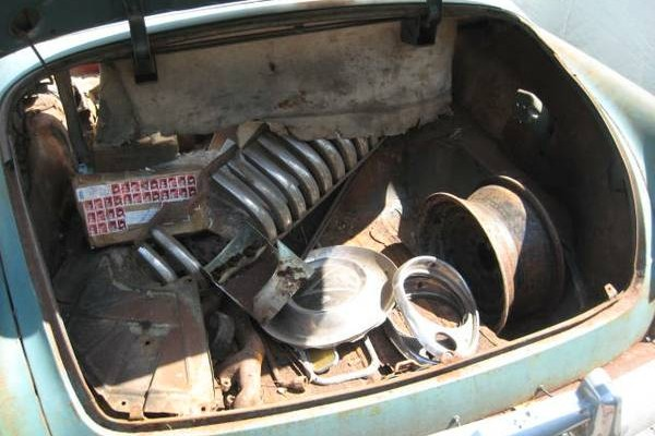 Buick trunk