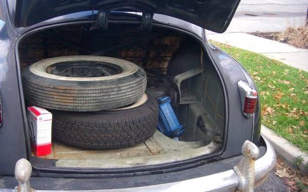 Chrysler trunk