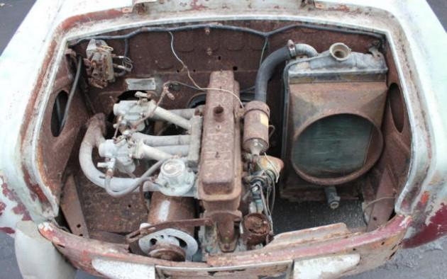 Crosley Engine