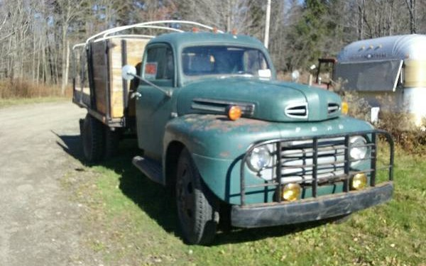 Ford F5 front