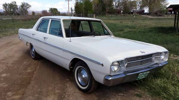 Affordable Classic: 1968 Dodge Dart