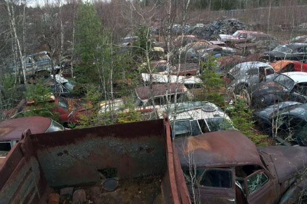 500 Fire Sale Vermont Junkyard Clean Out