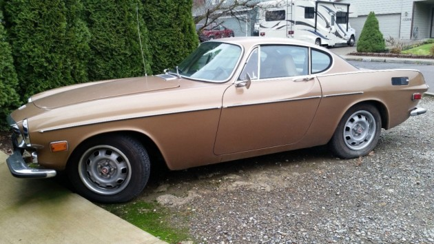 Join The High-Mile Club: 1972 Volvo 1800