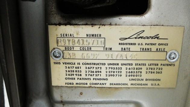 Lincoln plate s-l1600