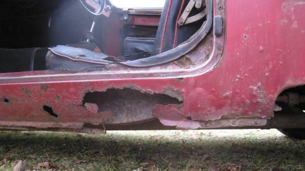 Vermont Car Rust Repair