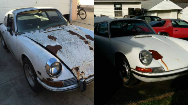 Porsche 912s