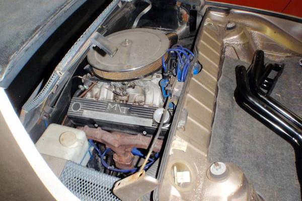 V8 Powered Fun: 1972 Porsche 914