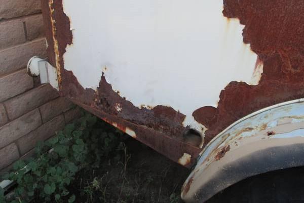Power Wgn rust