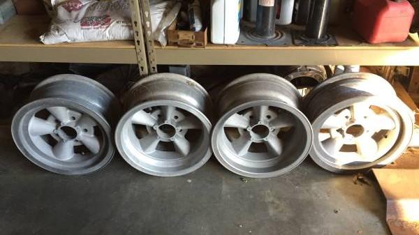 Torque Thrust Wheels