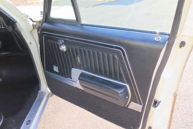 Vista Cruiser inner door